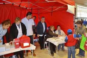 La campaña fue organizada por el Programa Provincial de SIDA, ITS y Hepatitis Virales