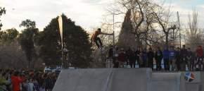 Los skater en acción