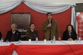 Habla el ministro Baistrocchi