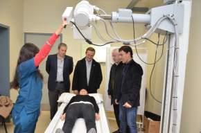 Controles de salud a deportistas en el Hospital de Pocito