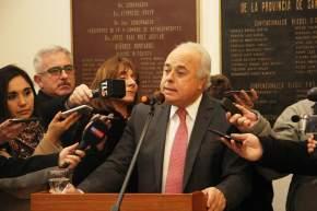Habla el vicegobernador Marcelo Lima
