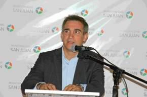 Intendente Municipal Franco Aranda