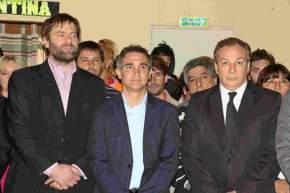 """Acto en el Bº Dorrego,presentando al """"Equipo de Vigilancia Municipal para el Control de Vectores"""""""