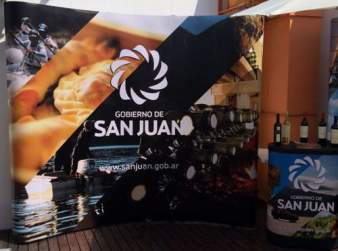 stand de San Juan