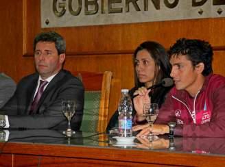 Juegos Binacionales de Integraci�n andina.