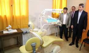 Nuevas Salas de Odontología y Laboratorio para los Adultos Mayores