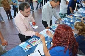 Controles en el Día Mundial de la Diabetes