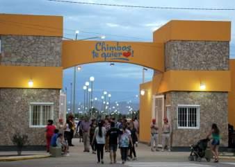 Inauguración del Parque de Chimbas