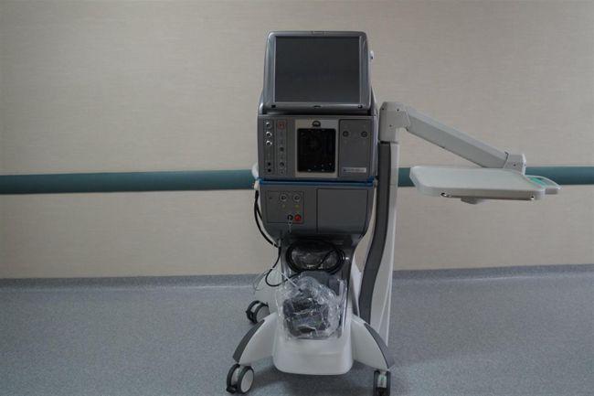 Nuevo equipamiento oftalmológico en el Hospital Rawson