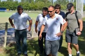 Visita al San Juan Rugby Club