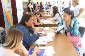 En Chimbas inscribieron a unos 400 jóvenes