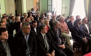 Importante reunión de emprendedores interesados en el Parque Tecnológico de San Juan