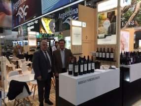"""Feria Internacional de Vinos y Espirituosos """"ProWein 2017"""""""