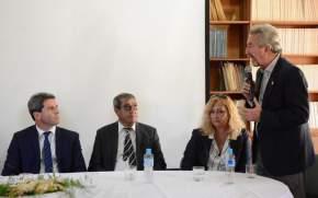 Decano de la Facultad de Ciencias Exactas, Físicas y Naturales de la UNSJ, Rodolfo Bloch