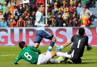 Bolivia-Argentina