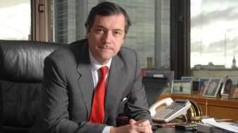 Presidente del Santander Rio, Enrique Cristofani
