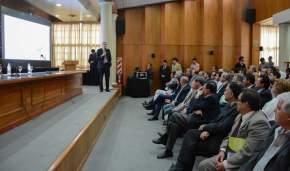 Informa el presidente del EPSE, Víctor Doña