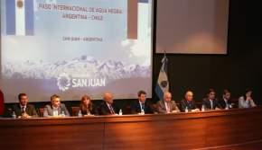 XXVI Comité de Integración Paso Internacional Agua Negra