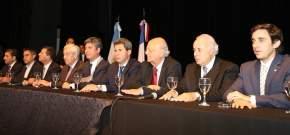 Acto de cierre del XXVI Comité de Integración del Paso Internacional de Agua Negra