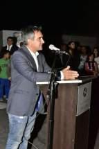 Habla el intendente Franco Aranda