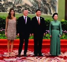 GIRA DE MACRI EN CHINA