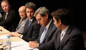 Ministro de Hacienda, Roberto Gattoni