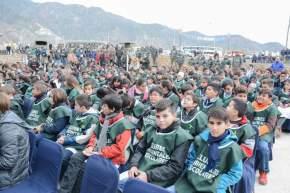 Clubes Ambientales Escolares prometieron cuidar el medioambiente