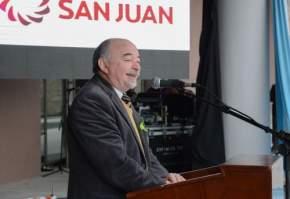 Secretario de Estado de Ambiente y Desarrollo Sustentable, Domingo Raúl Tello