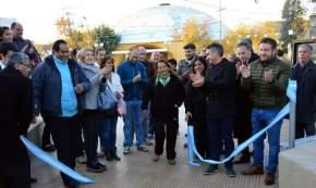 Inauguraron distintas obras en la Plaza Juan Jufré