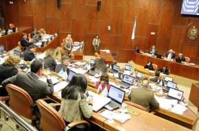 Quinta sesión legislativa del periodo ordinario 2017
