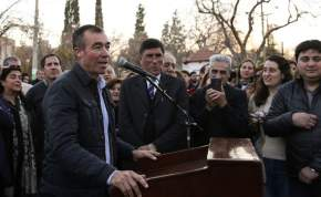Habla el intendente de Rivadavia, Fabián Martín