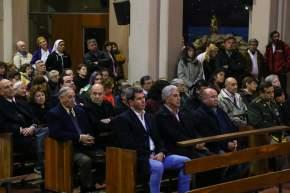 El gobernador Uñac participó de la ceremonia de Imposición del Palio Arzobispal