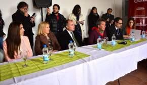 El encuentro se realizó en la Ex Estación San Martín