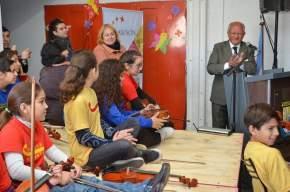 """El Dr. Albino felicitó por el programa provincial """"Mis Primeros Mil Días en San Juan"""""""