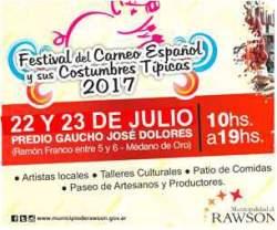 Fiesta del Carneo Español