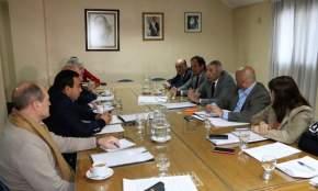 Diputados se reunieron con el fiscal General de la Corte