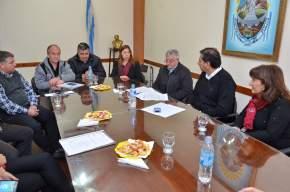 Convenio entre el Ministerio de Salud y el Municipio de Pocito