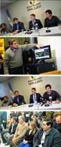 Conferencia de prensa del Intendente Franco Aranda presentando la Semaforización en Capital