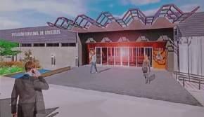 Exhibieron el proyecto de refacciones a la actual terminal de ómnibus