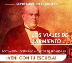 Los viajes de Sarmiento