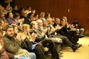 Presentes en el acto de apertura del ARGOLIVA 2017 en salón auditorio del MPBA