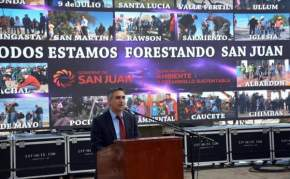 Habla el intendente de Capital, Franco Aranda