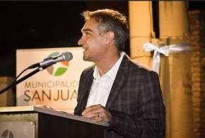 Intendente Franco Aranda