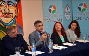 Presentación de MAAANSO, Encuentro Internacional de Muralistas y Graffiteros