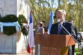 207º Aniversario de la Primera Junta Nacional de la República de Chile