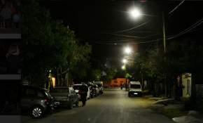 Repotenciación de iluminación en Villa Maturano, Trinidad