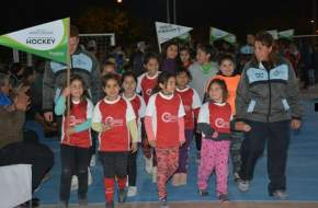 Participaron entidades y escuelas deportivas