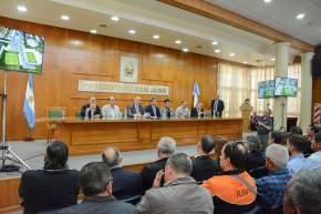 Presentaron el proyecto de la Ciudad Parque de los Deportes y el llamado a licitación del nuevo Velódromo de la provincia