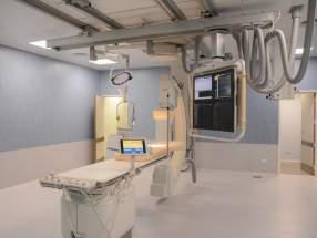 Inauguración de la 3era fase del Hospital Rawson