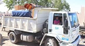 Erradicación del asentamiento Progreso, de Rawson, y traslado de 85 familias al barrio Conjunto 7 ubicado en Pocito